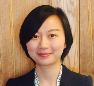 Jingchen (Monika) Hu, Assistant Professor of Statistics at Vassar College
