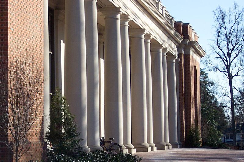 E. H. Little Library, Davidson College
