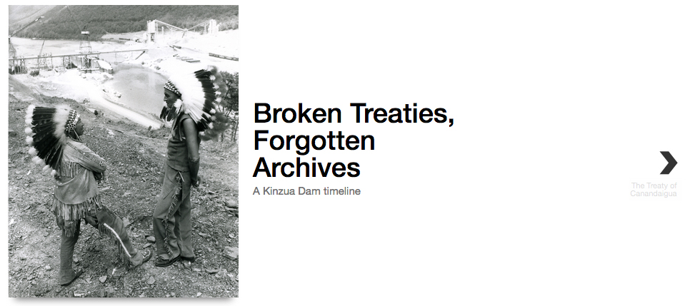 Broken Treaties, Forgotten Archives timeline
