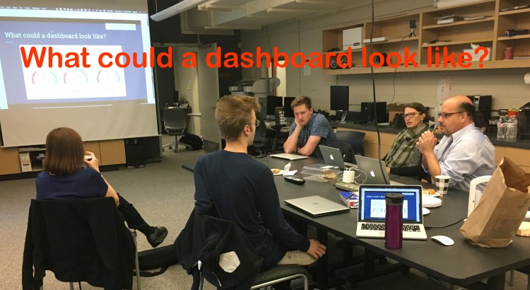 what could a dashboard look like